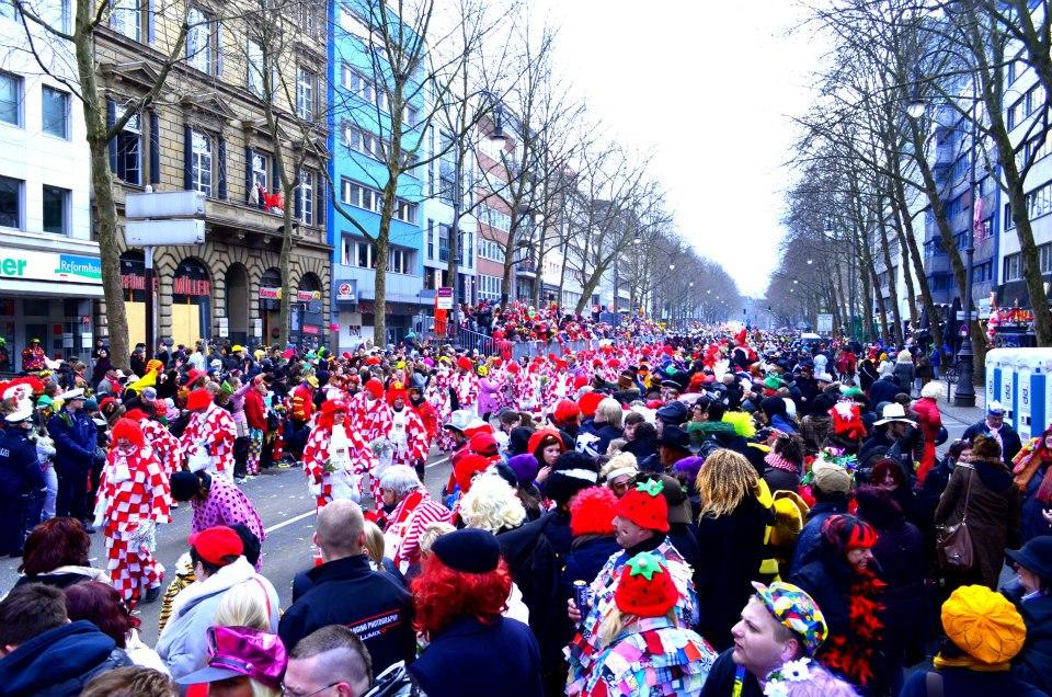 karnevalpersone