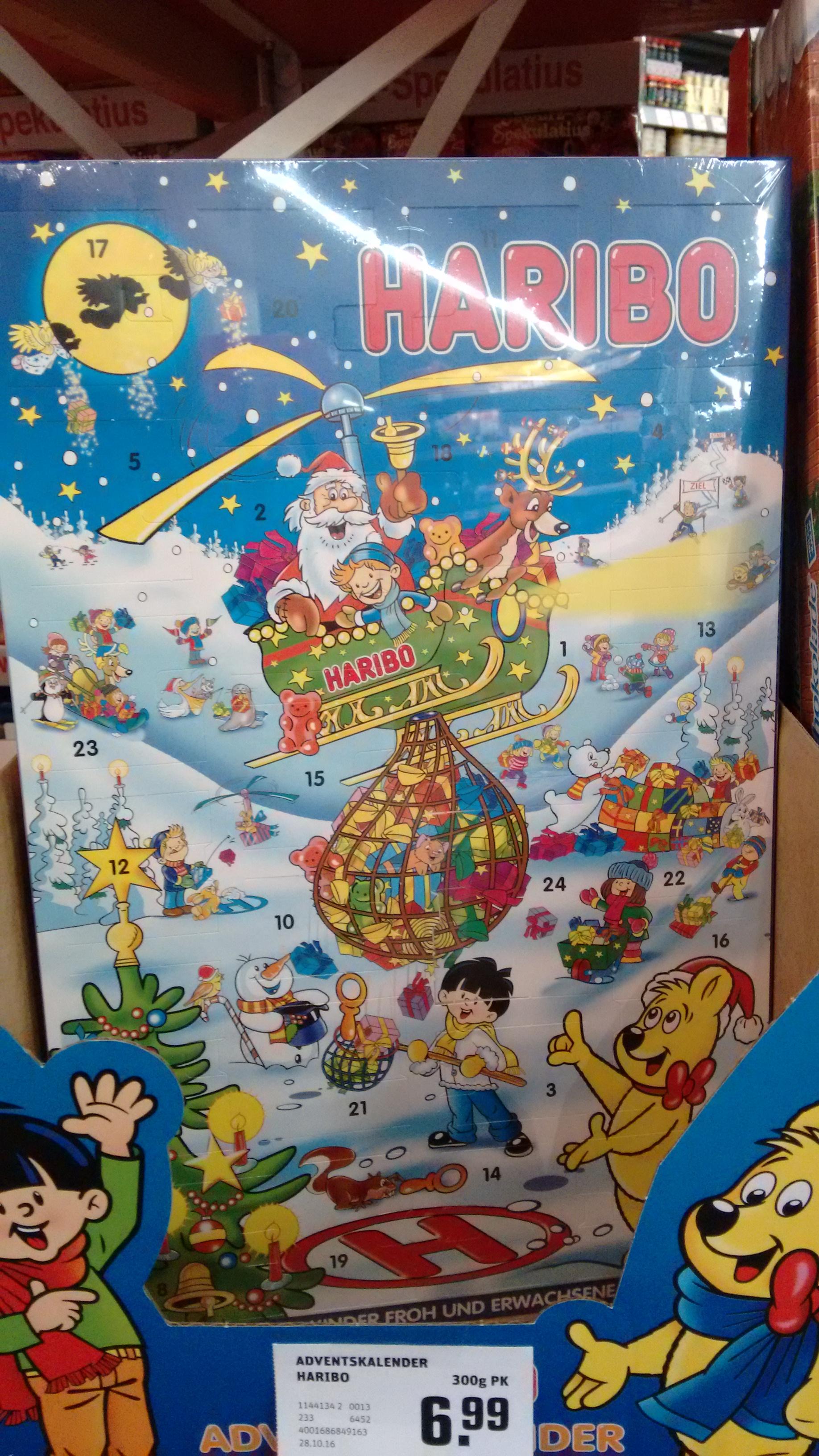 Calendario Avvento Haribo.Attendere Il Natale A Colpi Di Calendario Coloniomagazine